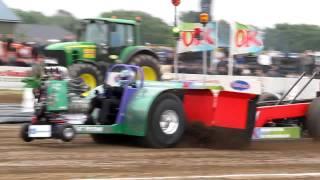 Tractorpulling Stroe 2011 Original Rat Poison finale run 950 modified
