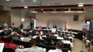 Texas Legislative Black Caucus Town Hall Meeting