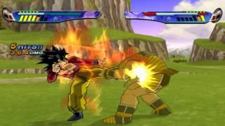 (TAS) Dragon Ball Z Budokai 3 - Goku's Story - New Game+ (WIP)