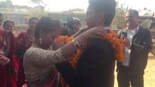 Nepali  Engagement  Shiva  / Kabita