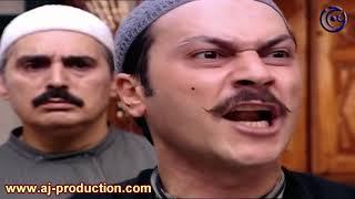 حكايا باب الحارة  - لما أهل الحارة عرفو بنومة أبو عصام بالدكان ... فضيحة - عباس النوري