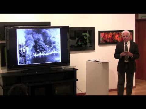"The G2 Gallery presents: Rob Caughlan ""History of the Environmental Movement"""