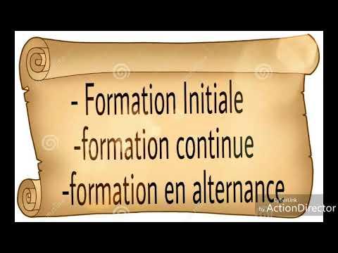 La formation du personnel/ diffénition/objectifs/typs/coût/ الجزء الثالث