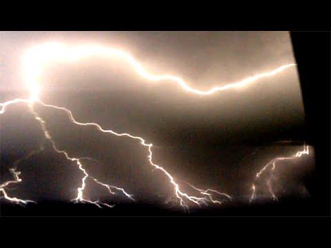 Best Lightning Strike Compilation #12 (November 2014)