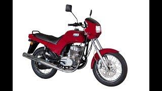 Jakou vybrat motorku na běžné ježdění? Jawa a ČZ, Váš názor?