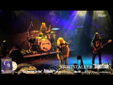 "NIGHTSTALKER ""Superfreak"" - METAL HAMMER DVD March issue (No.363)"