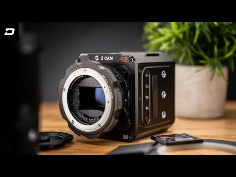 Z CAM FIRMWARE UPDATE - Can The Z Cam Get Any Better?! (ProRes 422 In All Modes)