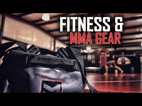 MMA & Fitness Gear Breakdown - What's In Primal's Gym Bag?