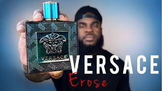Versace Eros Fragrance Review