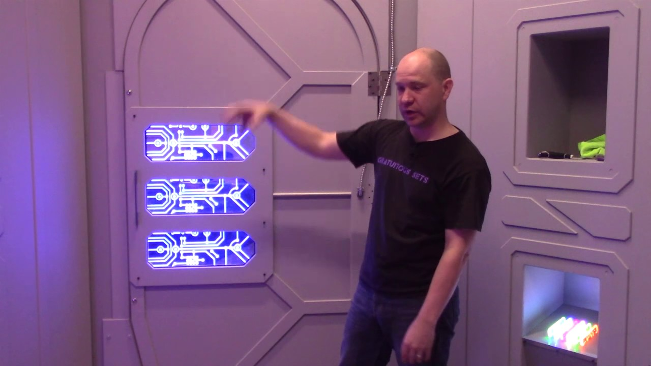 Escape Room Spaceship I Director S Cut Youtube