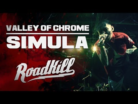 ROADKILL TOUR - VALLEY OF CHROME - SIMULA