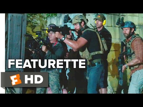 13 Hours: The Secret Soldiers of Benghazi Featurette - Bay and the Military (2016) - Movie HD