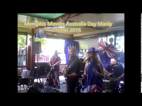Australia Day Memphis Movers Manly Hotel Brisbane Queensland