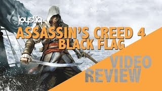 Assassin's Creed 4: Black Flag Video Review (PS4)