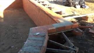 Construcción piscina 10x5 paso a paso.(Pool 10x5 step by step)