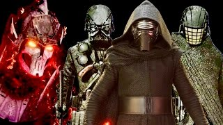 Knights of Ren Origins and Ancient Sith Connections (Aftermath: Empire