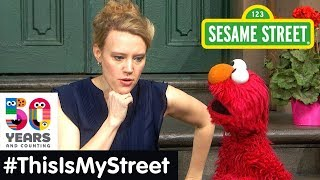 Sesame Street Memory: Kate McKinnon | #ThisIsMyStreet