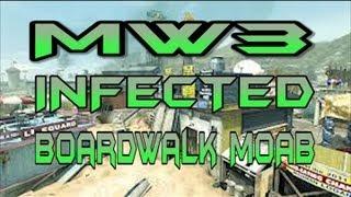 MW3 Infected MOAB - Boardwalk -