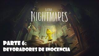 Vídeo Little Nightmares