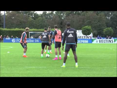 FC Schalke 04 Training 15.09.2015