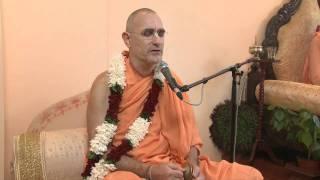 2009.06.24. Kirtan by H.H. Bhaktividya Purna Swami - Riga, LATVIA