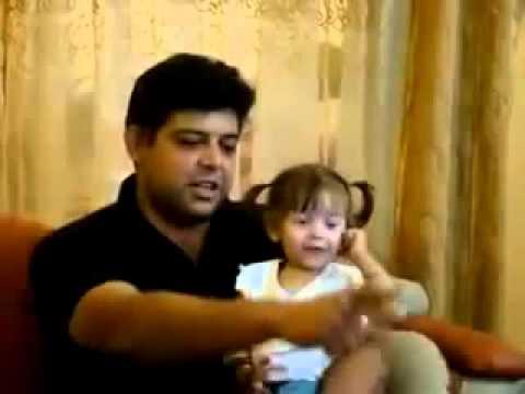 Funny Baby Pakistani Flv   YouTube