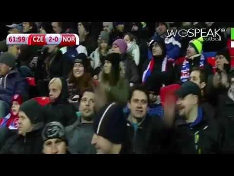 Republica Checa 2 Vs 1 Noruega | RUMBO A RUSIA 2018
