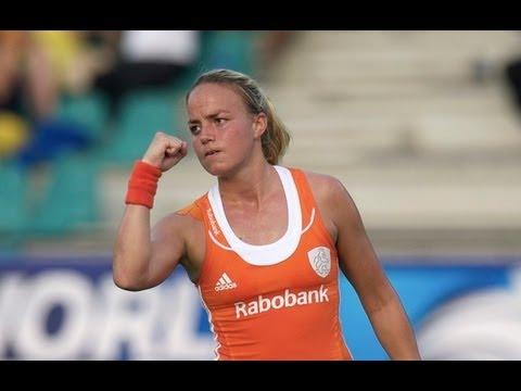 Top 5 Goals - Women's Hockey World League Semi Final - Rotterdam