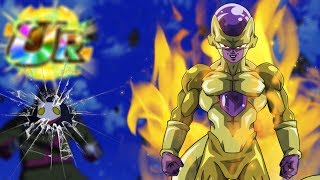 AMAZING REVIVED WARRIOR CATEGORY!? INT REVIVED GOLDEN FRIEZA SUMMONS | Dragon Ball Z Dokkan Battle thumbnail