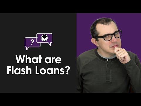 Ethereum Q&A: What Are Flash Loans?