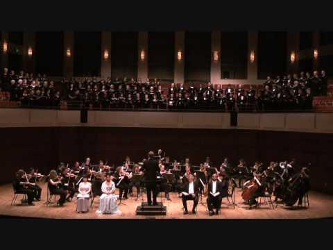 Mendelssohn's Elijah No. 22