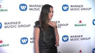 Michelle Branch at Warner Music Group 2014 Grammy Celebration