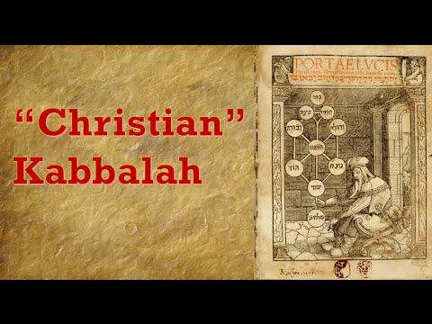 """""""Christian"""" Kabbalah - 3-8-16"""