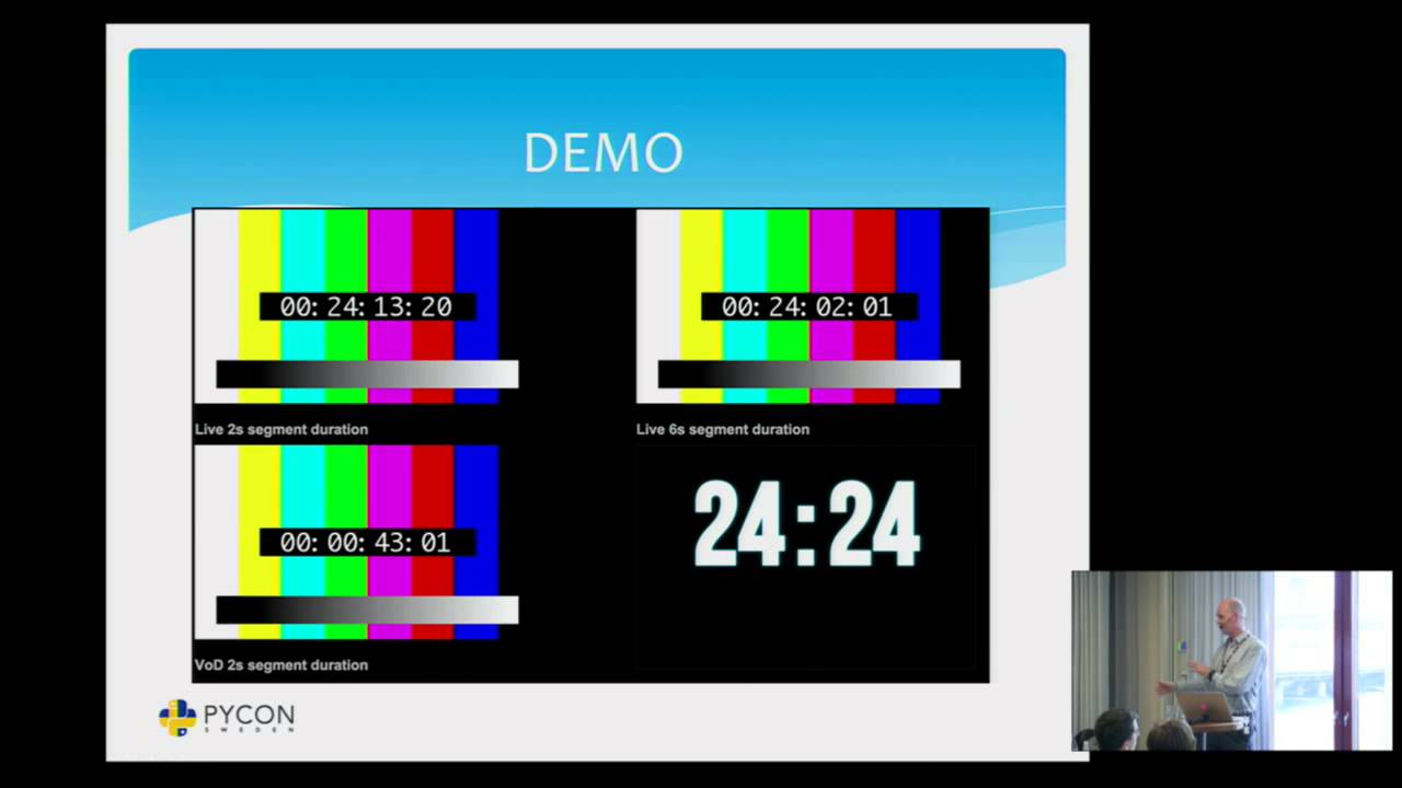 Image from A Reference DASH Live Video Source