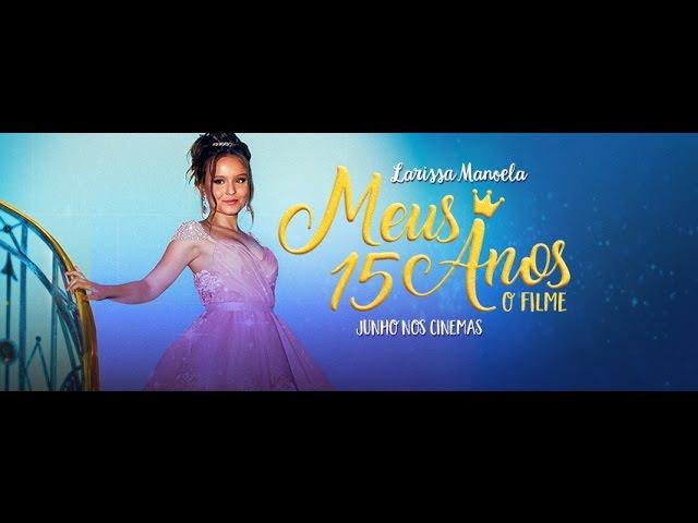 Larissa Manoela, maior estrela teen do país, estrela filme