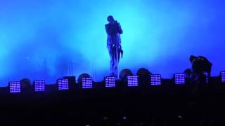 Beyonce & Jay - Z - On The Run Tour - Song Cry - New Jersey 2014 HD