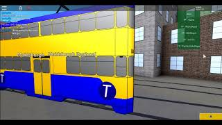 A Tribute To Roblox UK Bus Simulator Day 2