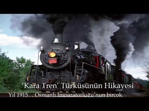 kara tren gecikir belki hiç gelmez