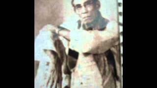 S.D.Burman,Sahir _ Shahenshah 1953_Manna Dey_ Shahi ke zanjeere .wmv
