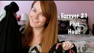 Forever 21 Plus Size TRY ON Haul! Thumbnail