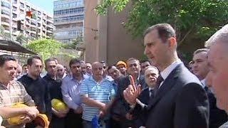 Сирия: Асад появился на публике впервые за последние...
