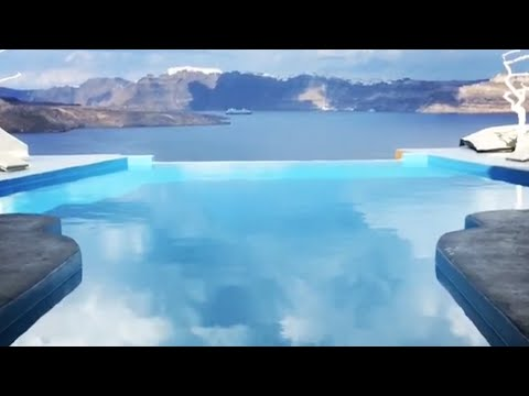Astarte Suites Hotel Santorini views