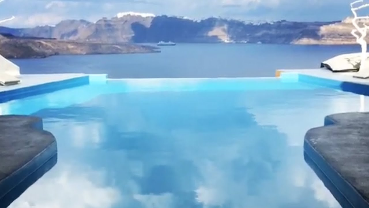 Infinity Pool Mountain