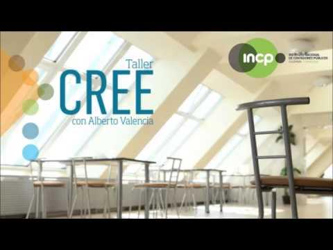 Conferencia CREE con Alberto Valencia