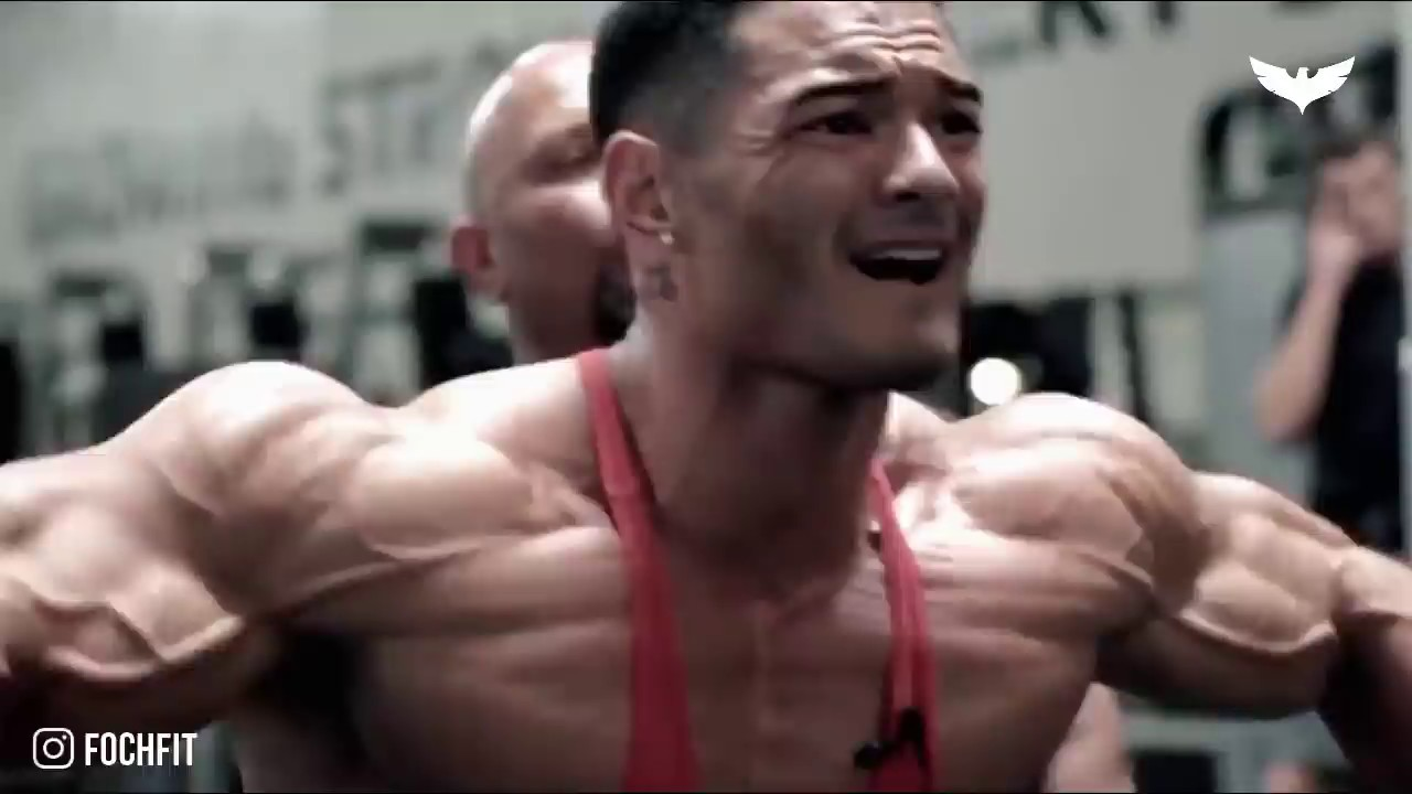 Jeremy Buendia train chest - Best Motivational Video