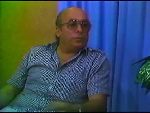 Беседа Джона Глэда с Юзом Алешковским