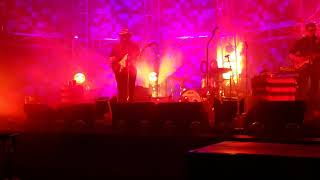 Chris Stapleton - DEATH ROW - Front Row PIT DTE MUSIC THEATER -August 19, 2017