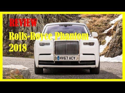 Rolls-Royce Phantom 2018 Acceleration