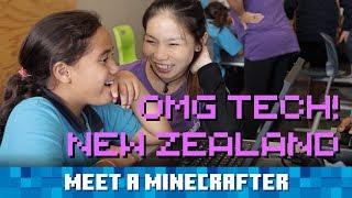 Meet a Minecrafter: OMG Tech!