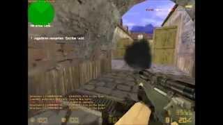 COMM4ND3R Y V1RU5 VS AIMBOT | CS 1.6